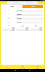 NokScoot Airlines screenshot 6