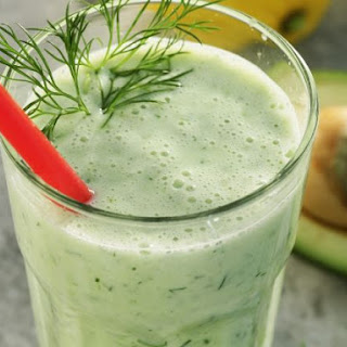 Dill and Citrus Detox Drink Recipe