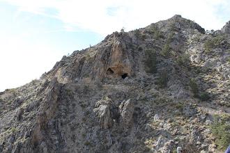 Photo: Skull cave!