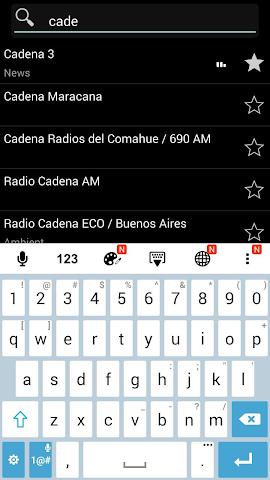 android Radio Online ARG Screenshot 1