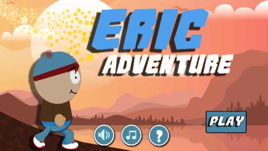 Eric adventures - náhled