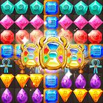 Treasure Pharaoh Quest - Gems Match Icon