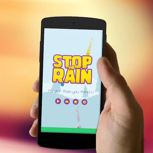Stop The Rain Dots