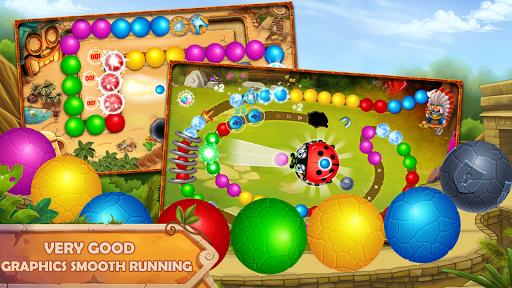 Zumba Mania - Marble Game 1.01.33 screenshots 2