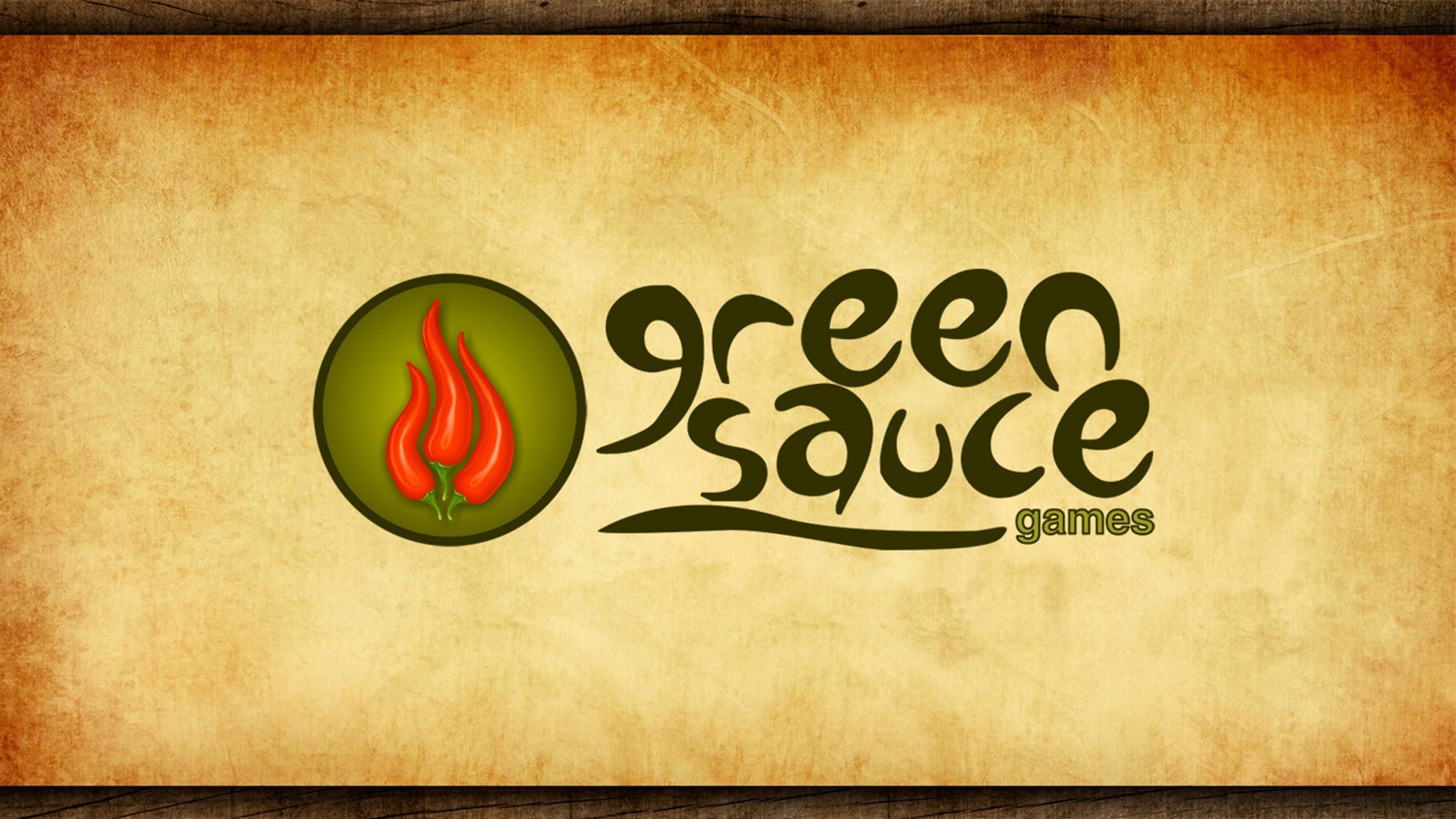 Green Sauce Games