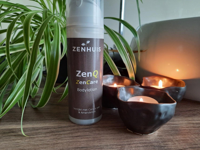 zenQ zenhuis bodylotion zencare