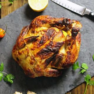 Whole Tandoori Roasted Chicken