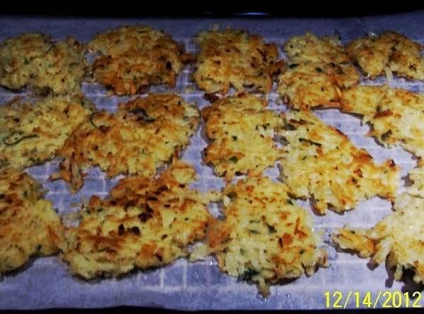 Hand Shredded  Potato Latkes