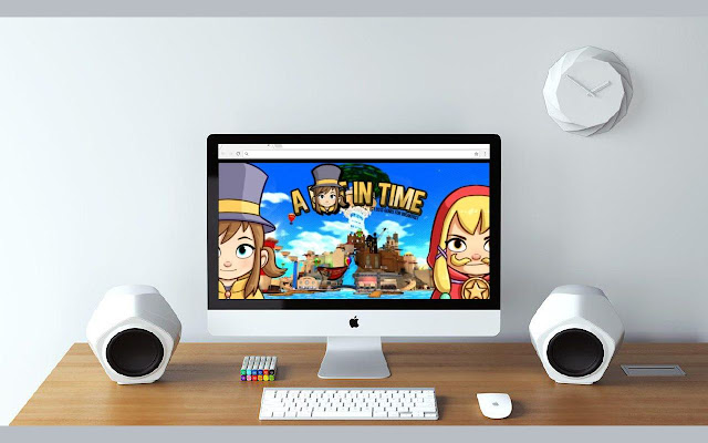 A Hat in Time Chrome Tab