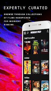 Midnight Pulp – Android TV 2