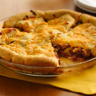Cheeseburger Pie With Crescent Rolls Recipes.