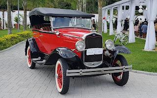 Ford 1929 Conversivel Rent Brasília
