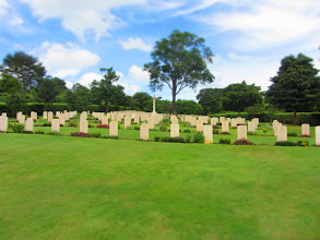 Photo: Trincomalee War Cemetery
