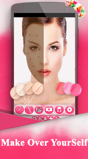 Makeup Photo Grid Beauty Salon-fashion Style 1.1 6