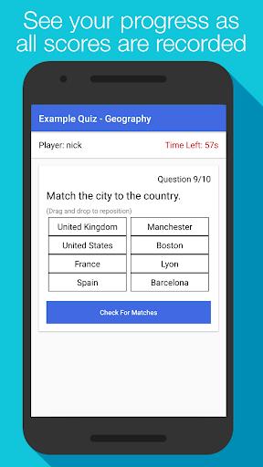 Topgrade Quiz Maker 2.5.4 screenshots 6