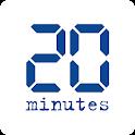 20 Minutes - l'actualité en continu icon