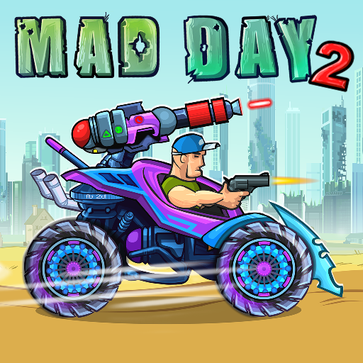 Mad Day 2: Shoot the Aliens (game)