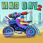 Mad Day 2: Shoot the Aliens Icon