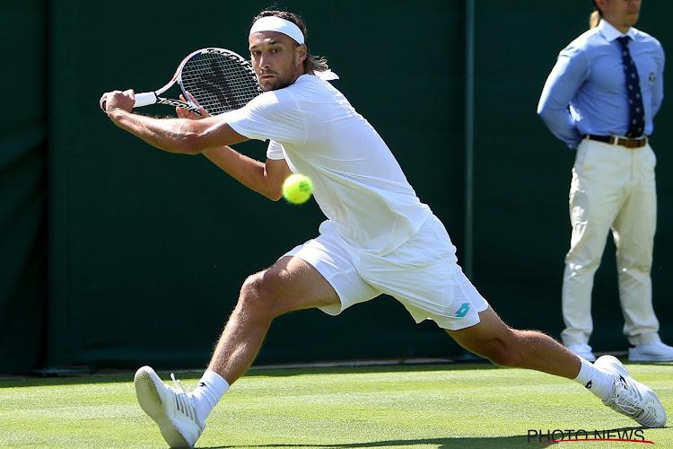 Ruben Bemelmans schuift Argentijn opzij en neemt eerste horde in kwalificaties Wimbledon