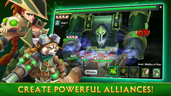 How to hack Alliance: Heroes of the Spire for android free