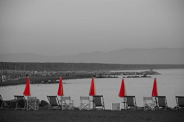 Ultimi colori d'estate di omniaphoto