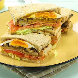 Breakfast Club Sandwich Recipe