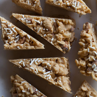 Cracked Out Rice Krispies Treats.