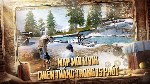 PUBG MOBILE VN - MAP Mu1edaI LIVIK 0.19.0 Screenshots 4