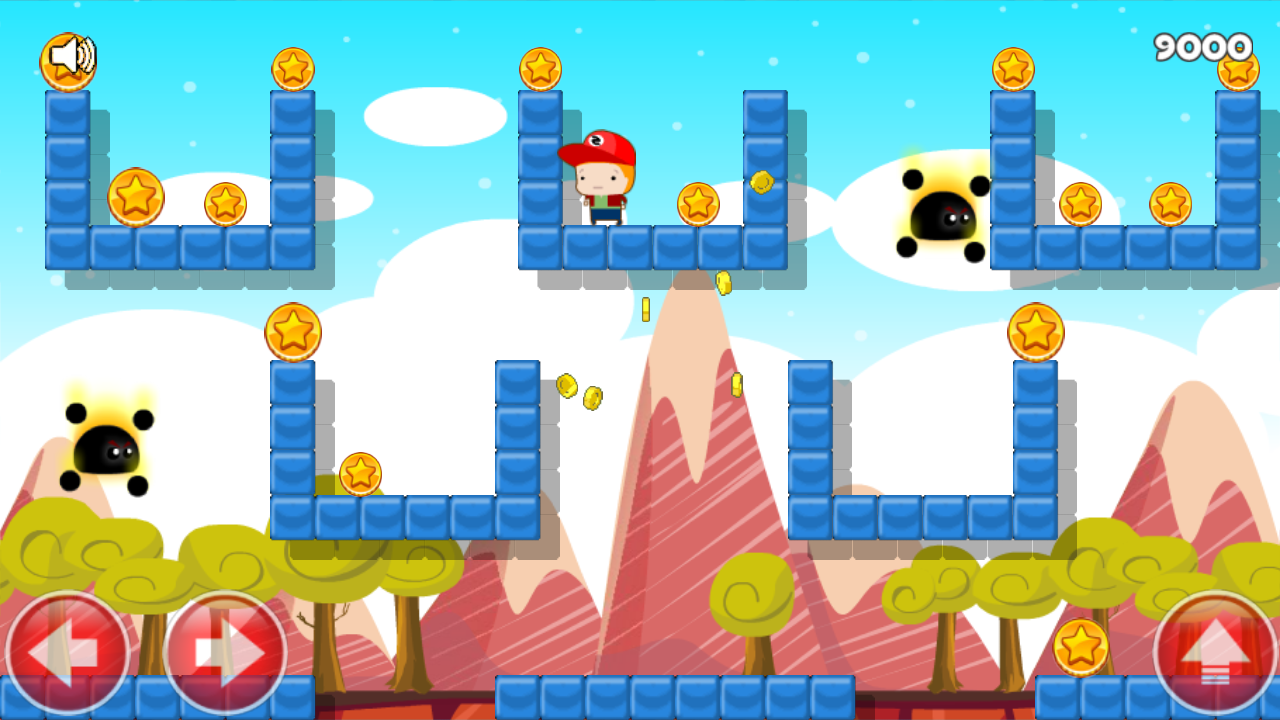 Lucas World- screenshot