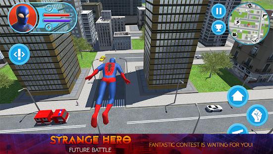 Game Strange Hero: Future Battle APK for Windows Phone