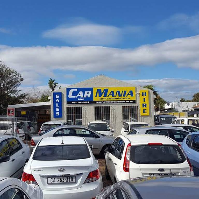 Car Mania Hire Car Rental Agency In Heathfield
