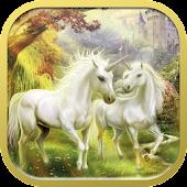 Pegasus and unicorn wallpapers