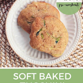 Soft Baked Zucchini Cookies.