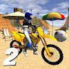 Motocross Beach Jumping 2