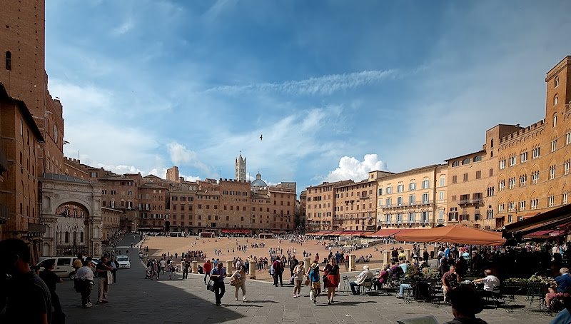Una delle piazze più belle d'Italia di Mauro Cestaro