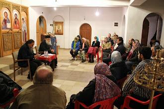 Photo: Варна, беседа с енориашите, 24 октомври 2013 г.