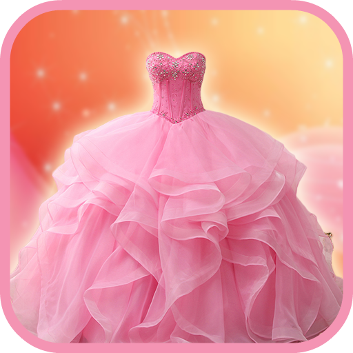 Princess Dress Photo Maker 2018