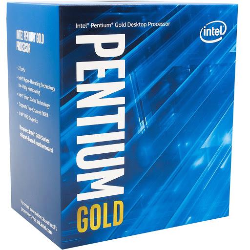 Bộ vi xử lý/ CPU Intel Pentium Gold G5400 (4M Cache, 3.7GHz)