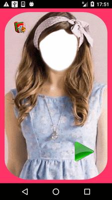 Girls Hair Bands Look - screenshot