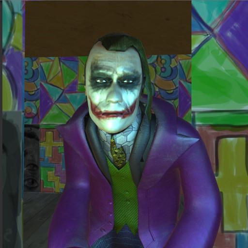 Wallpaper It Clown Bill Skarsgard Horror 2017 Hd: Scary Joker Aplikasi Di Google Play