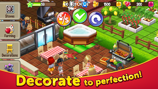 Food Street (MOD, Unlimited Money) 3