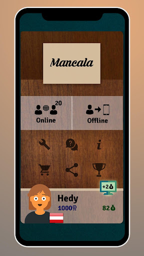 Mancala - Free online board game 1.10 de.gamequotes.net 4