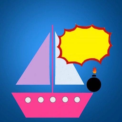 Battleship Over Sea 1.0 screenshots 1
