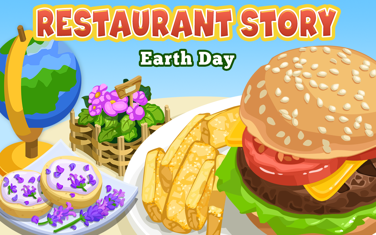 Restaurant Story Earth Day Android Apps On Google Play