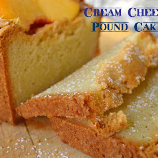 Marsha Hill's Cream Cheese Pound Cake