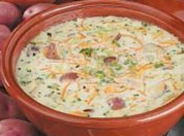 Red Potato Soup Recipe