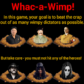 Whac-a-Wimp