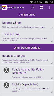 KS StateBank Mobile- screenshot thumbnail