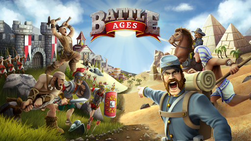 Battle Ages  captures d'u00e9cran 1