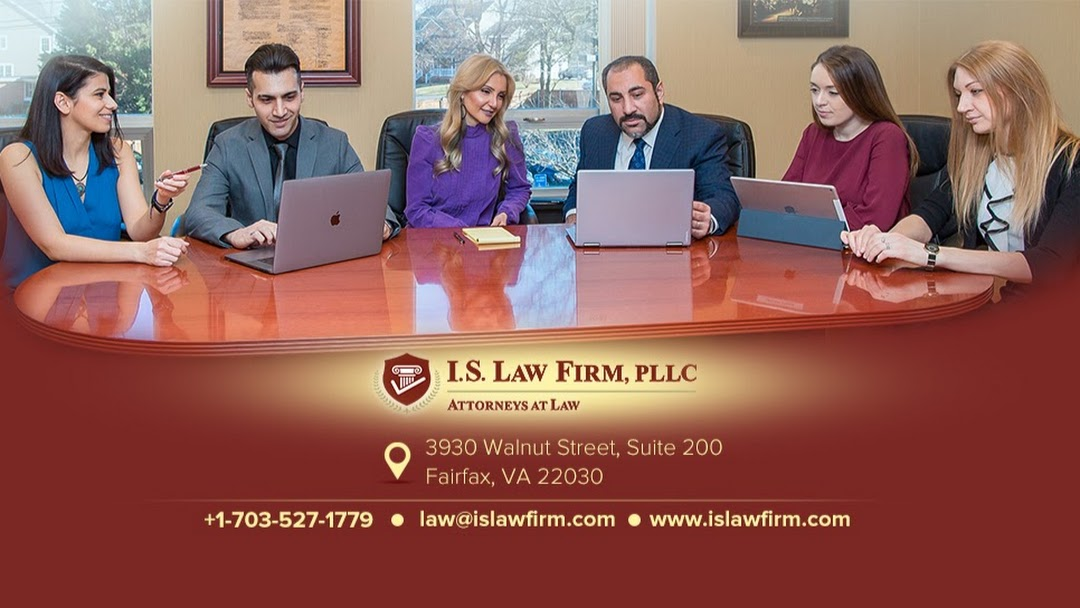 I S  Law Firm, PLLC - Immigration and Personal Injury Law Firm in